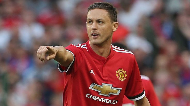 MANCHESTER UNITED SPORT NEWS: MATIC PLEASED TO MAKE HIS MARK