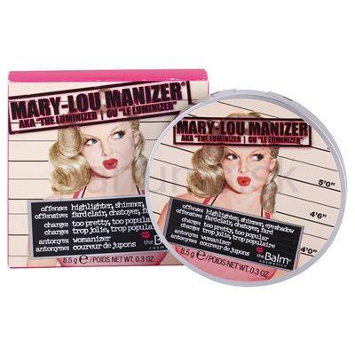 theBalm Mary - Lou Manizer rozjasňovač, zvýrazňovač a tiene v jednom | parfums.sk