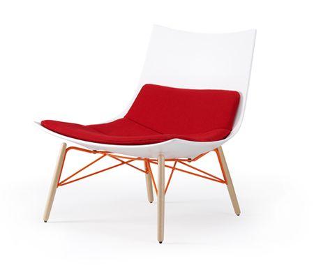 Vincitore del GOOD DESIGN 2014, di due RED DOT DESIGN AWARDS 2013 e nominato al GERMAN DESIGN AWARD 2014: LUC lounge  #luclounge #chair #sedia #suzzuu #handcraftdesign #shoponline #pearldivers  http://www.suzzuu.com/shop/suzzuu/luc/?lang=it