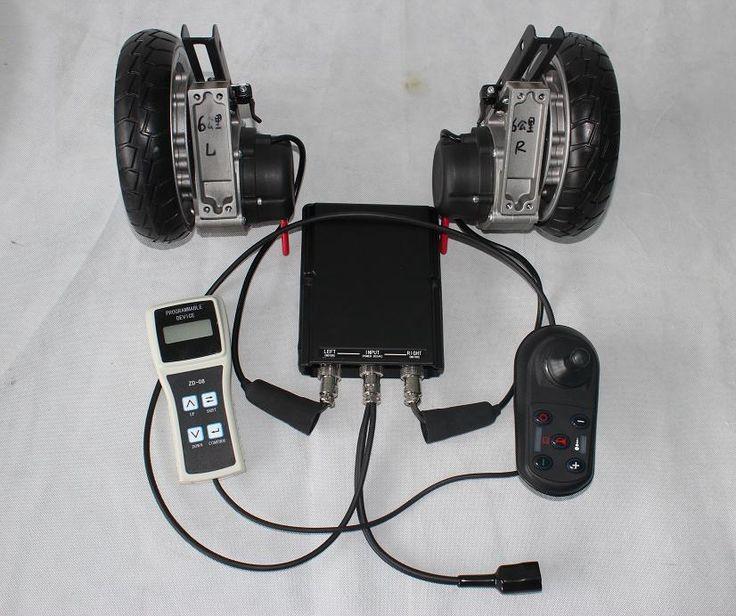 Pin De HalloMotor.com En Electric Wheelchair Conversion