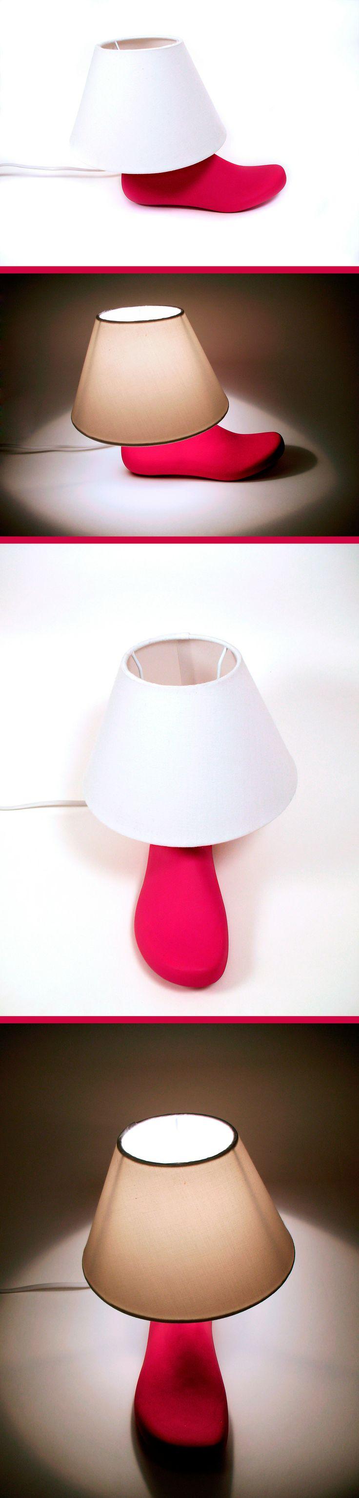 Ciao a tutti! Sto realizzando delle simpatiche lampade da tavolo utilizzando delle forme da calzolaio che stavano per essere gettate via, fortunatamente siamo intervenuti prima che accadesse l'irreparabile.   Spero vi piacciano.