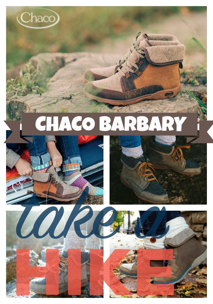 Read Beth's Review of the darling yet daring Chaco Barbary boot. So supportive and comfy.