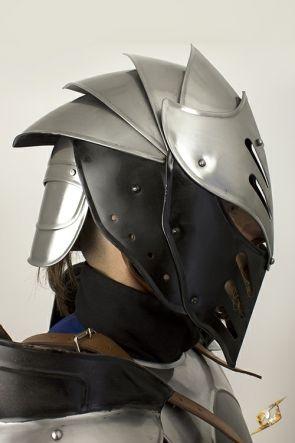 Black Ice Helmet