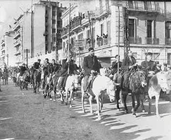 Ο ΕΛΑΣ μπαίνει στη Θεσσαλονίκη.