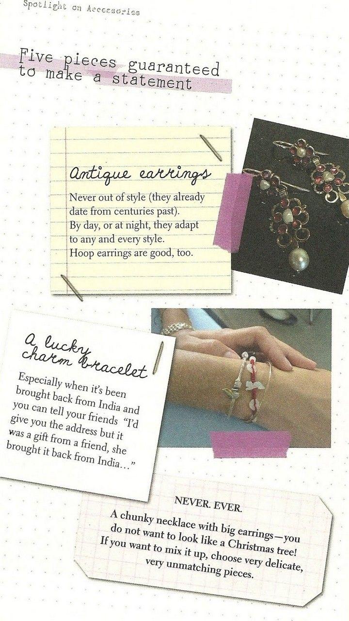 Parisian Chic: A Style Guide by Inès de la Fressange   Jewelry