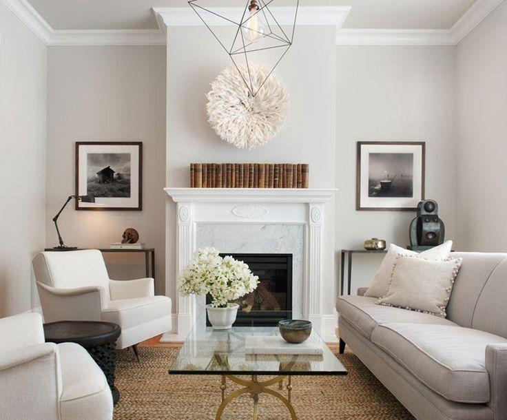 Layering white, tans & greys. polished & balanced | Wick Design Group