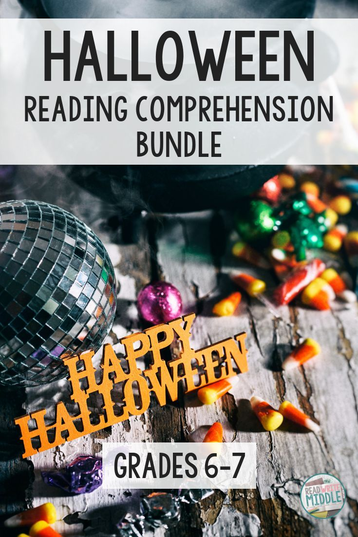 Halloween Reading Comprehension And Context Clues Bundle Reading Comprehension Halloween Reading Comprehension Halloween Reading [ 1102 x 735 Pixel ]