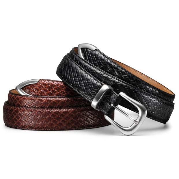 nike roshe run woven mens leather belts