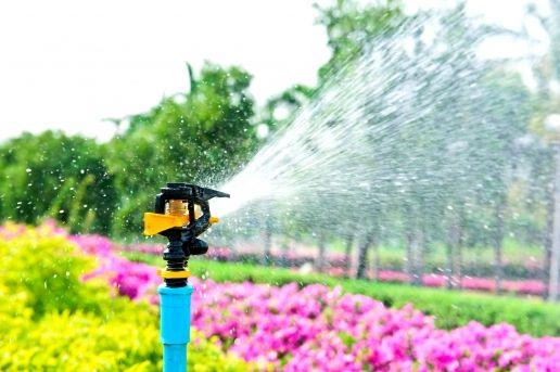 Irigare adecvată pentru grădină