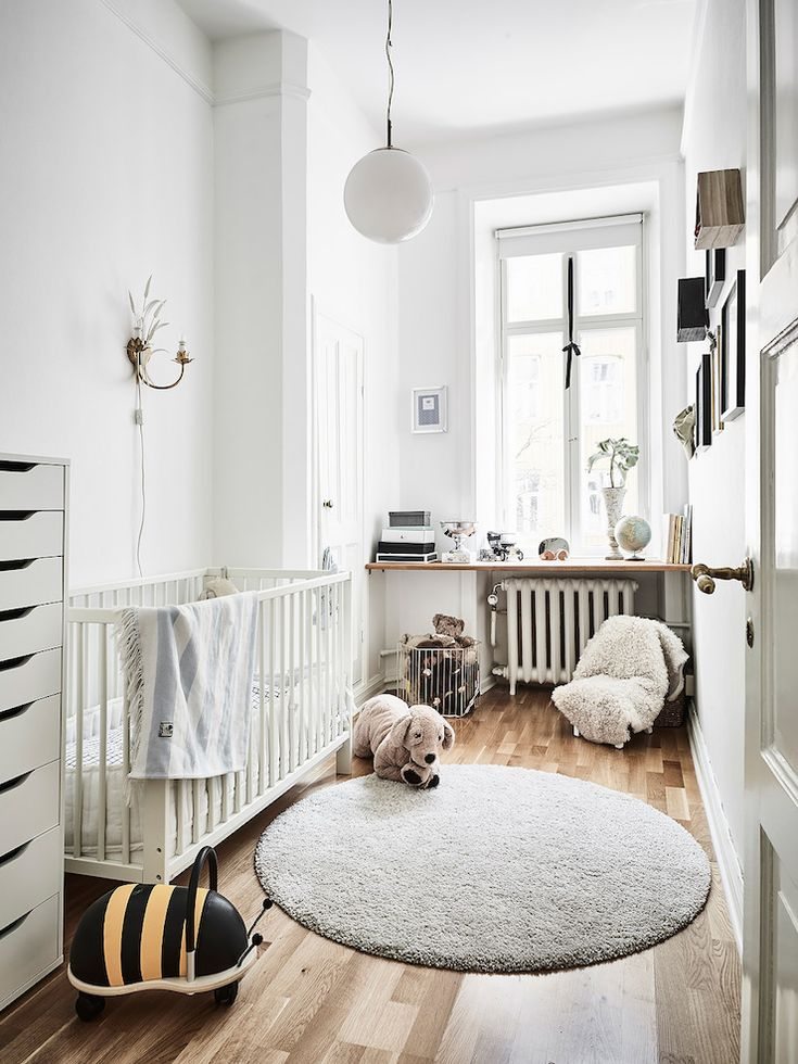 1000 Ideas About Scandinavian Nursery On Pinterest