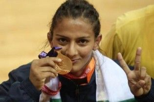 NEW DELHI: Geeta Phogat won a bronze medal in the Women's Freestyle 58kg category in the Kaori Icho in Doha on Wednesday. She defeated Vietnam's Thi Loan Nyguen by Fall verdict in the bronze medal play-off. En-route to the bronze medal play off, Geeta lost in pool bout only to Kaori Icho of Japan, the Olympic gold medallist. In the...  Read More