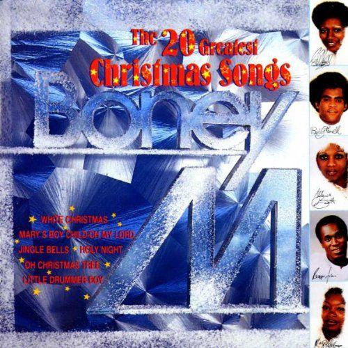 NHẠC SƯU TẦM: Boney M. - The 20 Greatest Christmas Songs (1986) ...