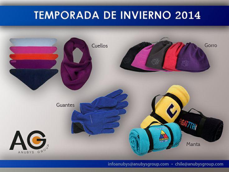 ¡No pases frío! Diseñamos prendas de pólar con el logo de tu empresa para que no la pases mal este invierno. ¡Visítanos y compártenos! www.anubysgroup.com
