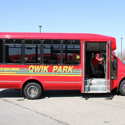 Get cheap parking rates at Detroit Metro Airport. At Qwik Park you can guarantee yourself a parking space by reserving online, enjoy door to door shuttle service in our clean and comfortable shuttle.