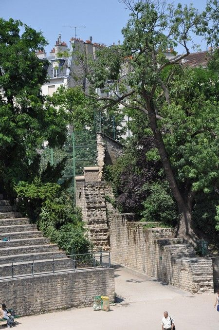 Square et jardin Les Arènes de Lutèce