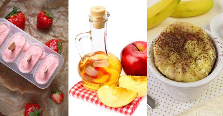 Har fruktskålens äpplen hunnit bli skrynkliga och ser bären redan mosiga ut? Kasta dem inte - det finns massor av gott du kan laga på övermogen frukt och grönt!