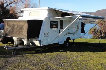 2010 Jayco Expanda   Caravans   Gumtree Australia Circular Head - Stanley   1111076503