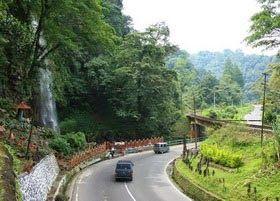 Air Terjun Lembah Anai, Tanah Datar - Sumatera Barat - Wisata Alam