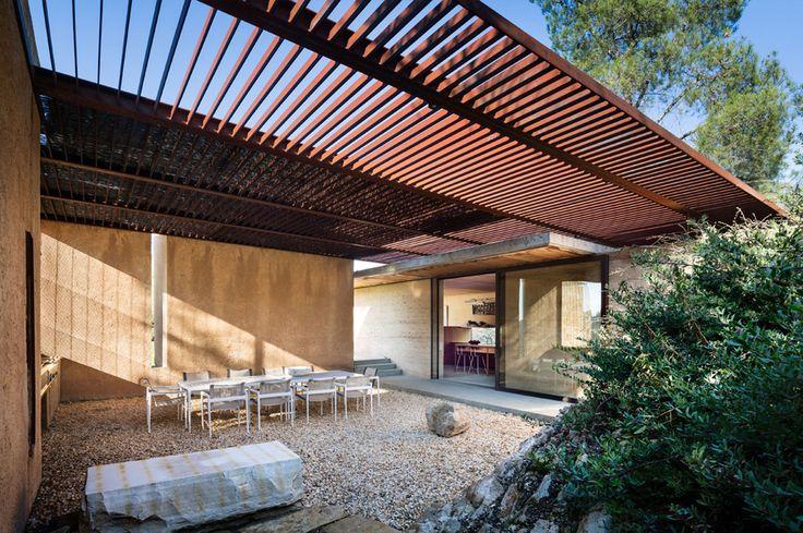 Casa en el Valle de Napa / Eliot Lee + Eun Lee
