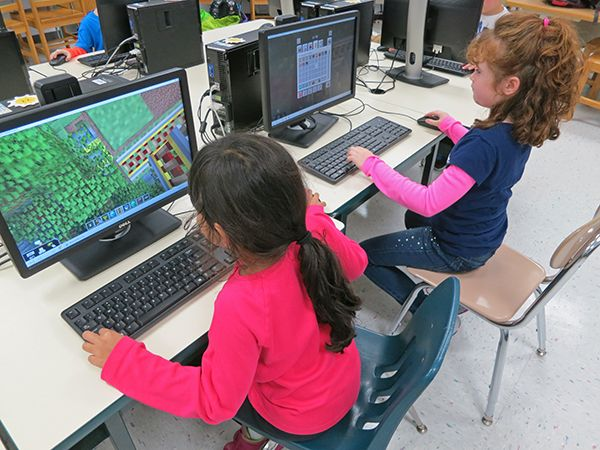 Minecraft in Schools: A Tool for Learning | Open Classroom | Departures Columns | KCET