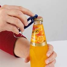 Promotional Keyring bottle opener (Item: W4V4760) from £0.17 plain or branded by Water4Fish - Promotional Products & Items