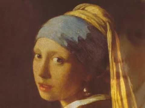 Art works of Johannes Vermeer.