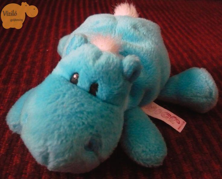 No. 252 | víziló | plüss | hippo | plush