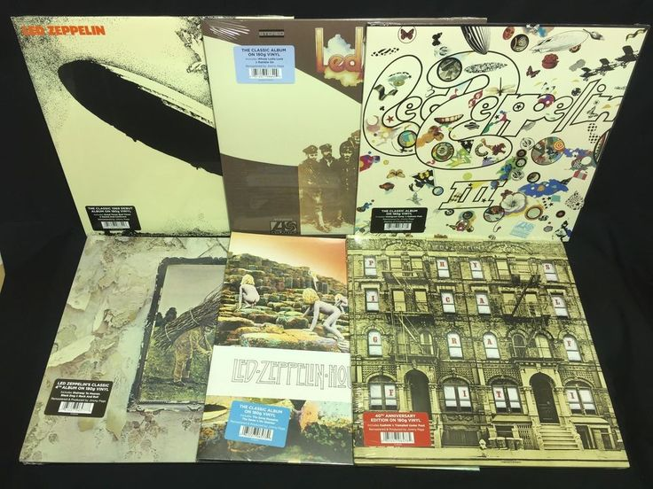 1000 Ideas About Led Zeppelin Album Covers On Pinterest