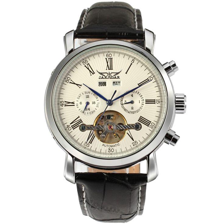 $28.39 (Buy here: https://alitems.com/g/1e8d114494ebda23ff8b16525dc3e8/?i=5&ulp=https%3A%2F%2Fwww.aliexpress.com%2Fitem%2F2016-Hot-New-JARGAR-Male-Casual-Watch-Multi-Function-Freewheel-Automatic-Mechanical-Casual-Watches%2F32653994274.html ) 2016 Hot New JARGAR Male Casual Watch Multi Function Freewheel Mechanical Casual Watches for just $28.39