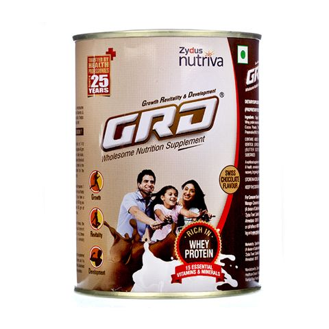 Buy #Grd Swiss #Chocolate Flavour 200 Gm online - #Retail #Pharma #India #retailpharmaindia  high quality #protein supplement derived from #cows #milk  #Energy #nutritional