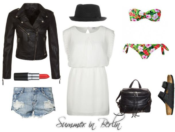 Items to have for a weekend in Berlin. #fashion