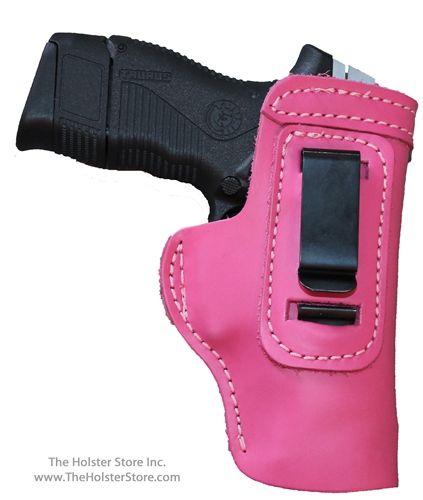 Pink Gun Holster