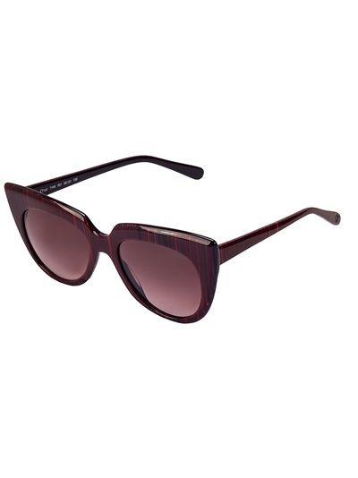 ALCAÇUZ - Óculos de sol vermelho 6