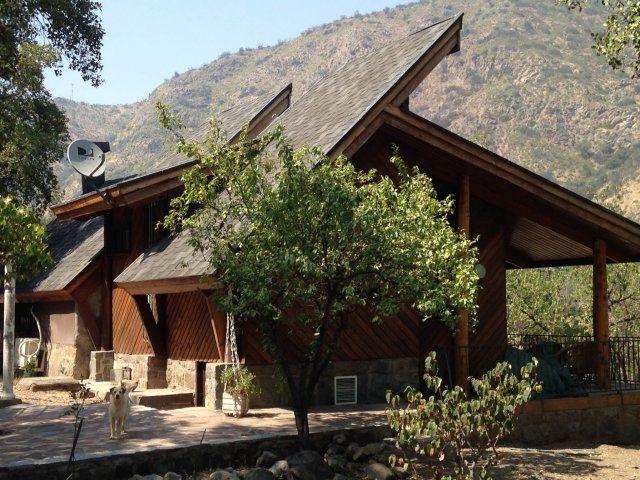 Frente a la casa bosque, Cabañas/Refugios, Arriendo