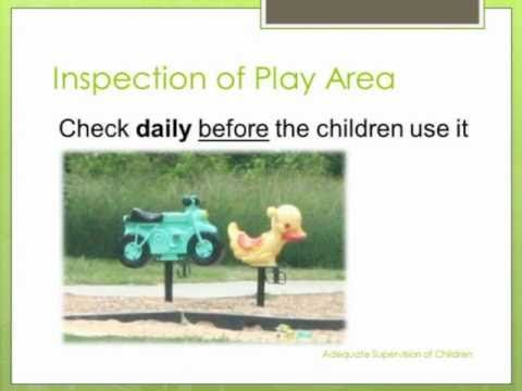 Adequate Supervision of Children in Child Care - YouTube
