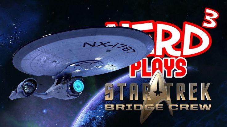 Star Trek: Bridge Crew, Sci-Fi space/ship simulator game.