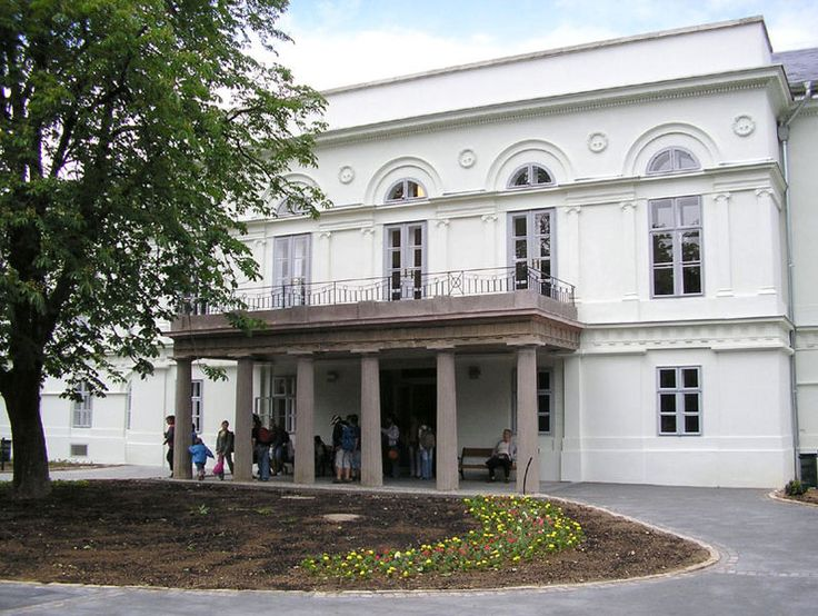 The Mátra Museum in Gyöngyös, Hungary