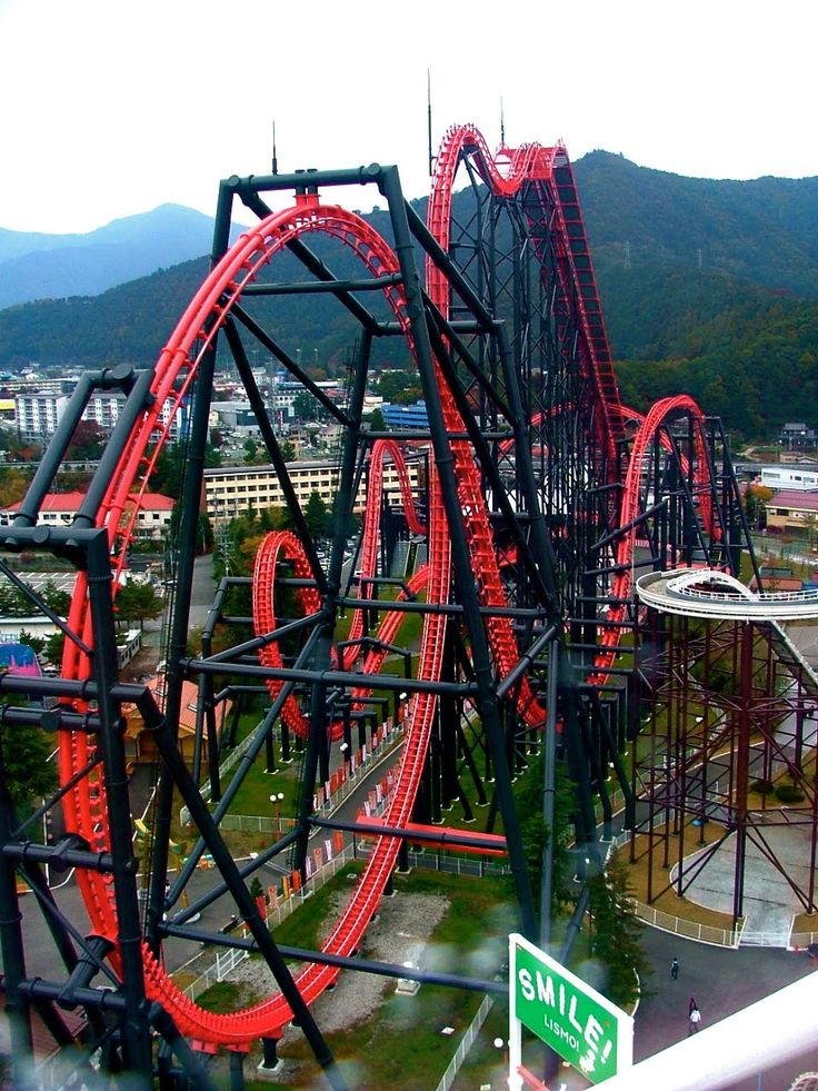 scary roller coaster of the world | ... roller coaster and eejanaika the world s scariest mofuggin ride ever
