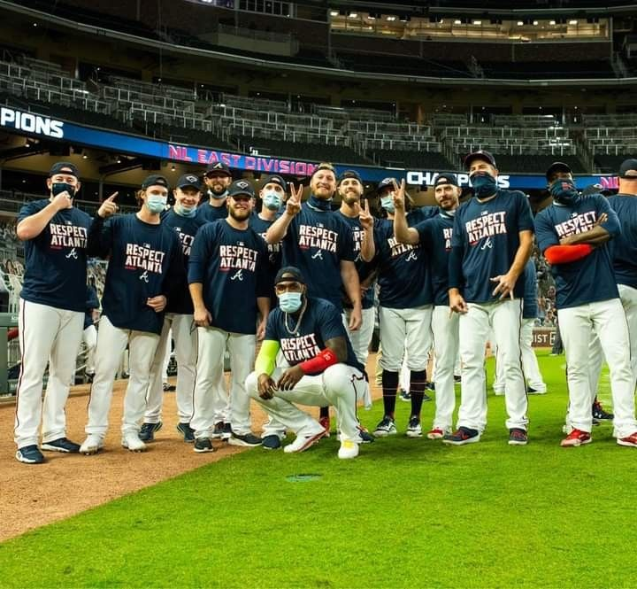 Pin By Michelle Travis On Atlanta Braves In 2020 Atlanta Braves Baseball Atlanta Braves Braves