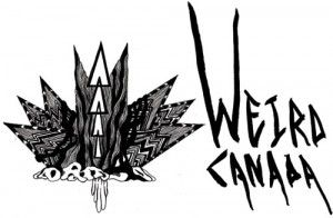 weird canada – A blog for emerging and experimental Canadian music and arts