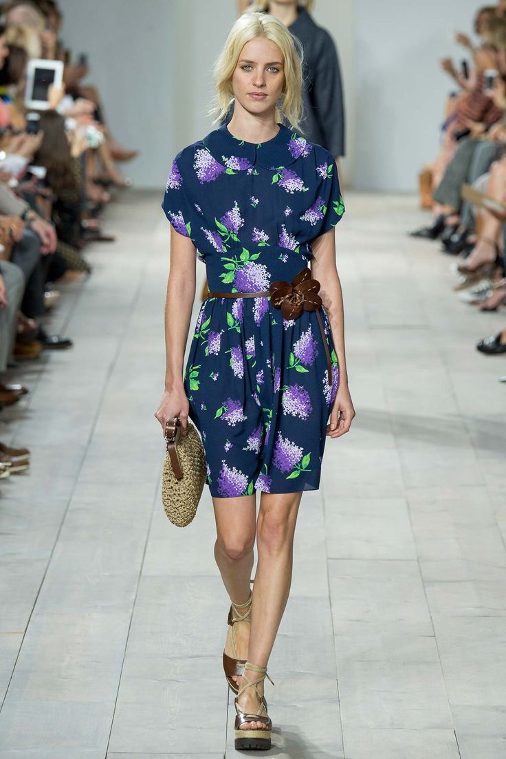 65f356793cc3 ... Michael Kors Collection Spring 2015 Ready-to-Wear Collection Photos -  Vogue ...