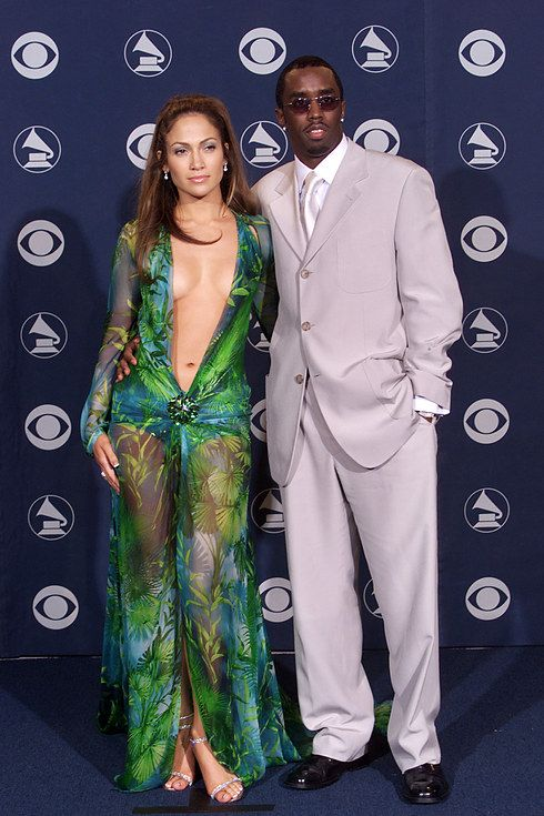 12 Pictures Of Jennifer Lopez Rocking Her Iconic Grammys Look 14 Years Later
