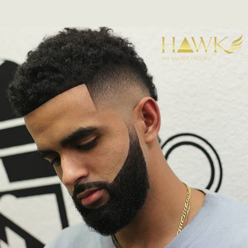 Popular African American Male Hairstyles 3