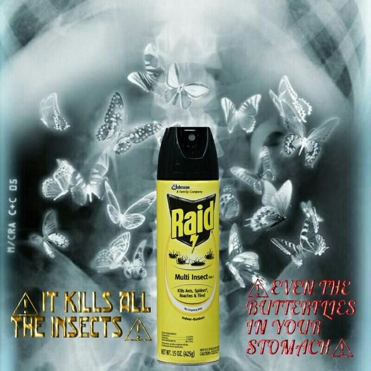 •INSECT KILLER KILLS ALL THE BUTTERFLIES IN YOUR STOMACH• 😂FUNNY EDIT😂