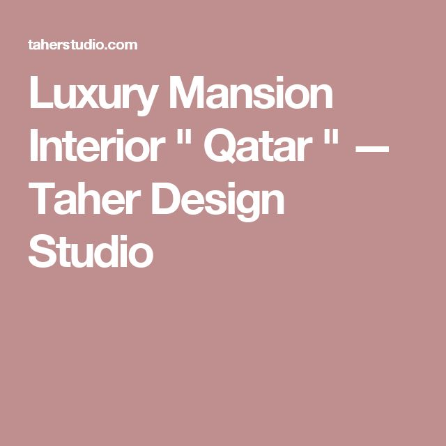 Dreamy Spaces Rendered By Muhammad Taher: 25+ Best Ideas About Luxury Mansions On Pinterest