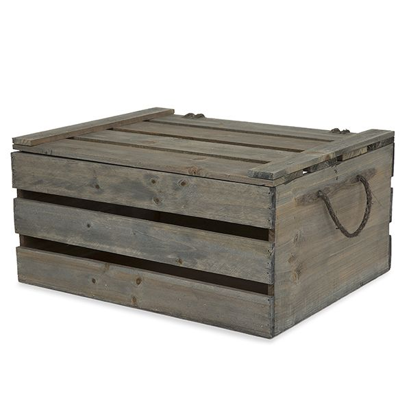 Home In 2019 White Space Diy Wooden Crate Wooden Storage Crates
