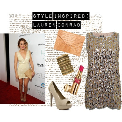 Style Inspired: Lauren Conrad
