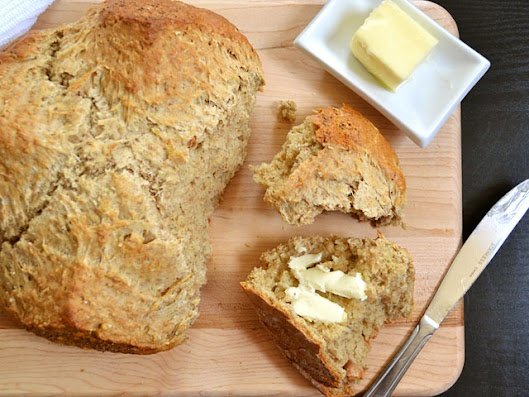 Brown Butter Soda Bread | Bread, Buns & Rolls | Pinterest | Soda Bread ...
