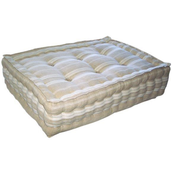 17 best images about french pillow mattress cushion on for Floor mattress