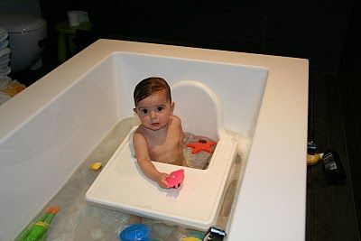 Source: IkeaHackers.net 5. High Chair= Bath Chair! You've probably seen the picture of a baby sitting in a laundry basket in the tub a thousand times like I did. But we don't go for the easy hack around here. We searched and found this amazing hack from IkeaHackers who take an Ikea Antilop high chairContinue Reading...
